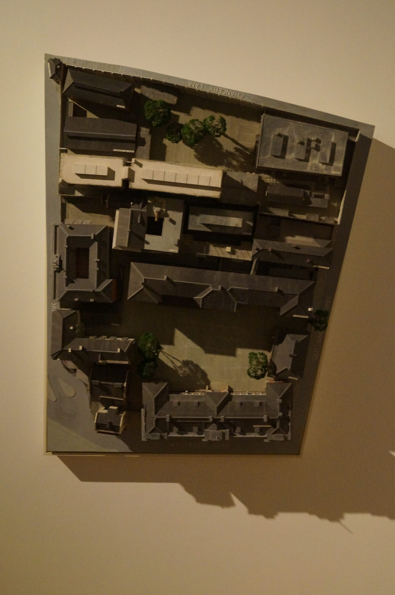 3D Model Of Old Central Police Station · Tai Kwun Digital