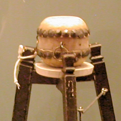 Shuangpi drum